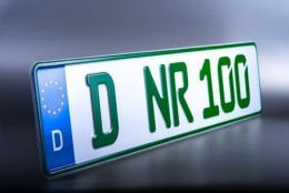 Grüne-Kennzeichen
