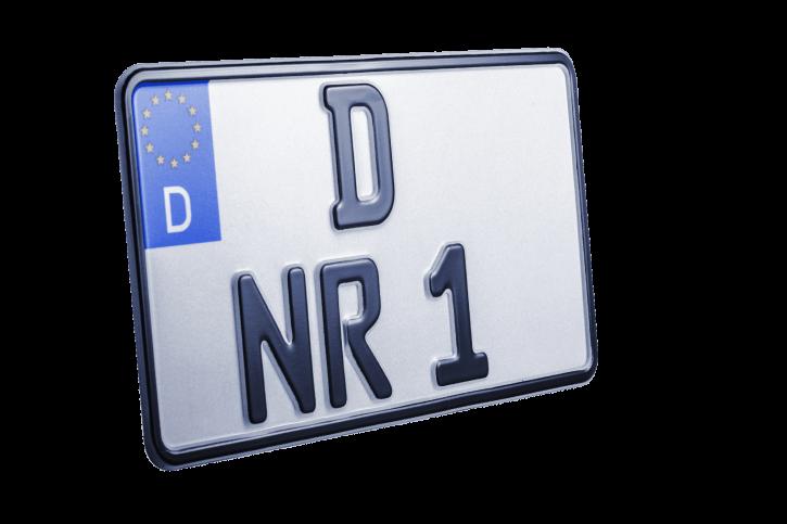 Leichtkraftradkennzeichen