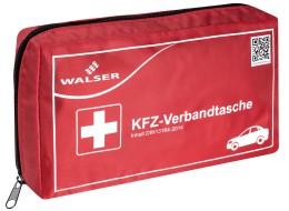 Verbandtasche KFZ Fahrzeug DIN 13164 rot