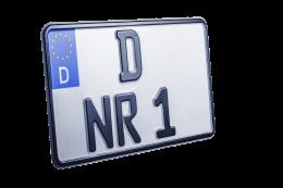 Leichtkraftrad-Kennzeichen