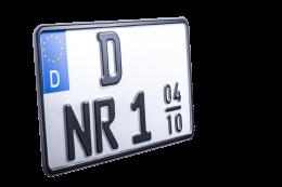 Leichtkraftrad-Kennzeichen (Saisonzulassung)